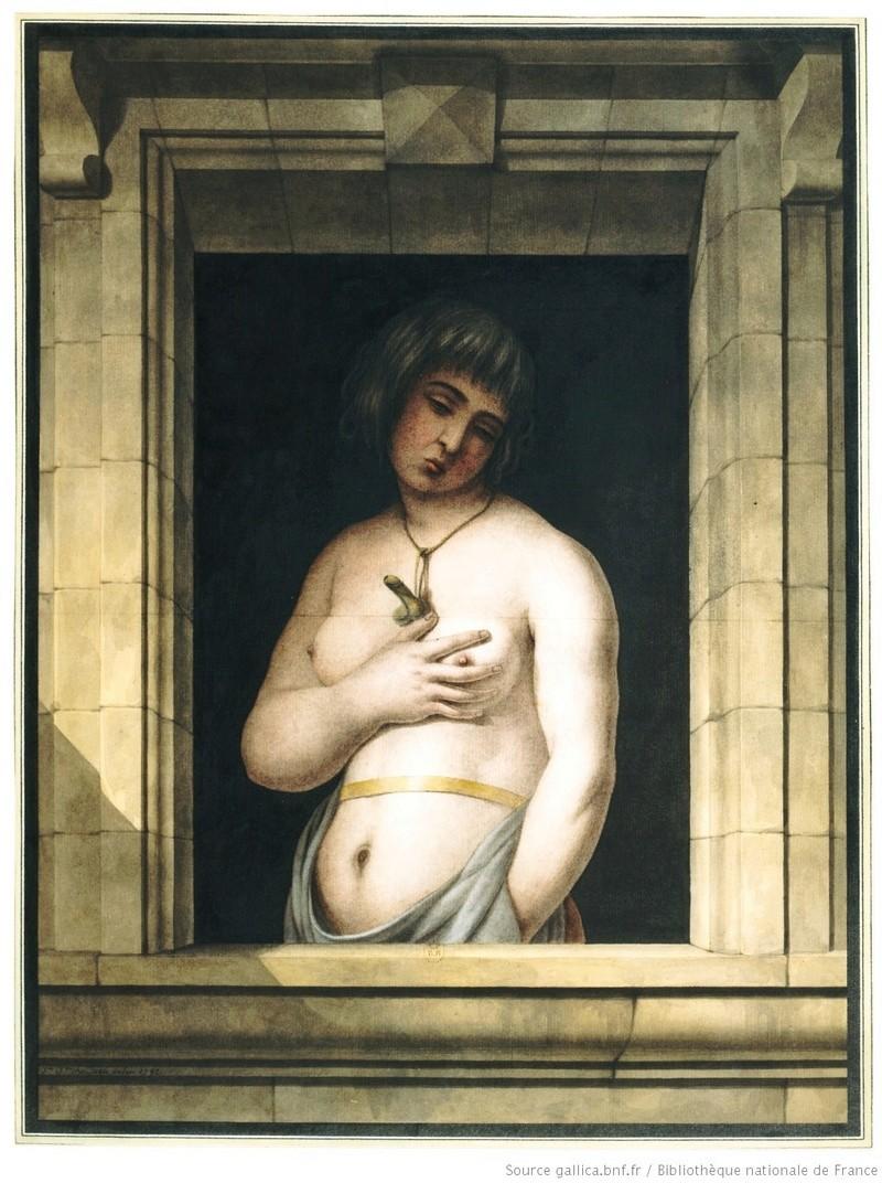 """Portraits  """" à la fenêtre """" - Page 3 Femme_10"""