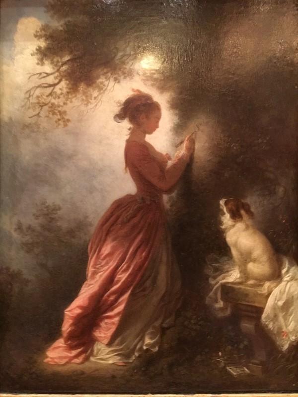Louise d'Esparbès de Lussan, comtesse de Polastron Ffffff10