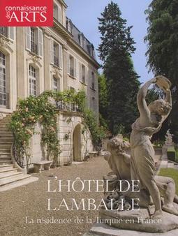 L'Hôtel de la princesse de Lamballe Hl110