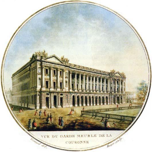 Le Garde Meuble Royal, actuel hôtel de la Marine - Page 3 Hm_00110