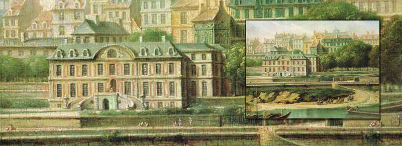 L'Hôtel de la princesse de Lamballe Hotel-13