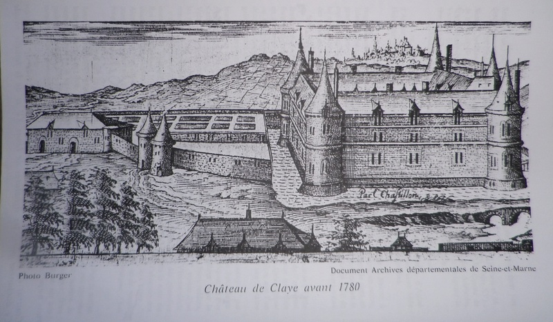 A Claye en Brie, chez monsieur de Polignac Imgp5923