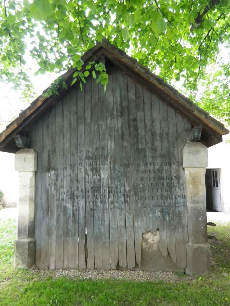 A Jarnac, la maison natale de Mitterrand Imgp6613