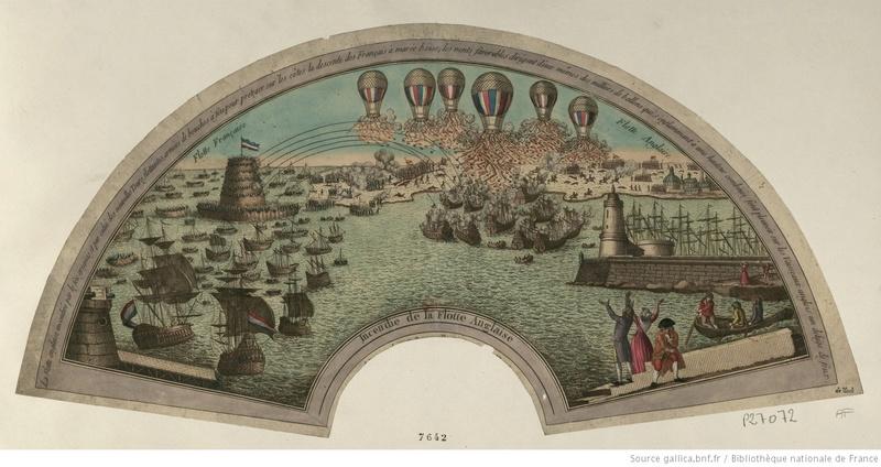 Louis XV et le feu grégeois Incend10
