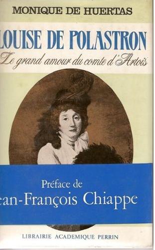 Louise d'Esparbès de Lussan, comtesse de Polastron Louise10