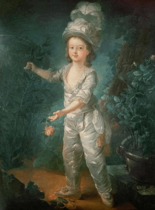 Biographie : Louis XVII. De Hélène Becquet Louisx10