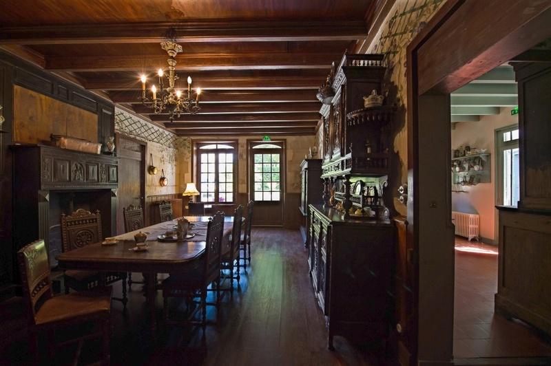 A Jarnac, la maison natale de Mitterrand Maison12