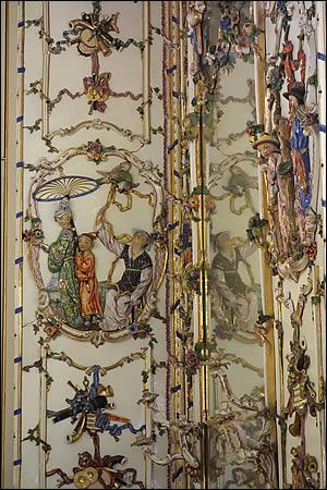 Capodimonte, un palais de la reine Marie-Caroline Musee-10