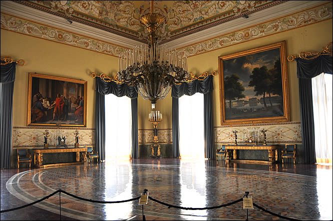 Capodimonte, un palais de la reine Marie-Caroline Musee-11