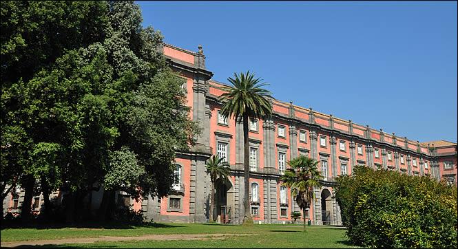 Capodimonte, un palais de la reine Marie-Caroline Musee-12