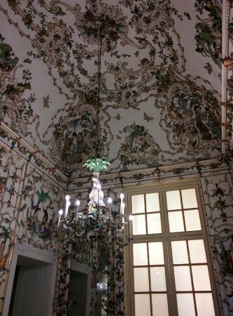 Capodimonte, un palais de la reine Marie-Caroline Museo-10