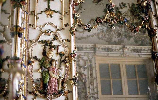 Capodimonte, un palais de la reine Marie-Caroline Naples10