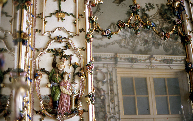 capodimonte - Capodimonte, un palais de Marie-Caroline Naples10