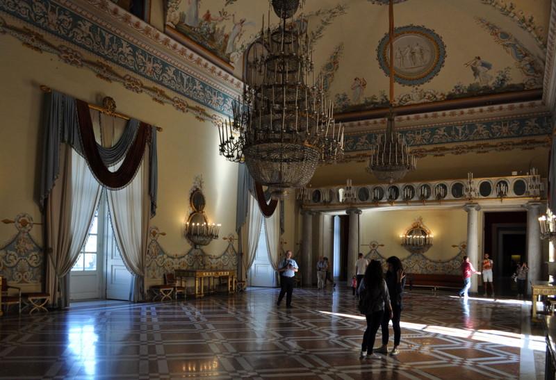 Capodimonte, un palais de la reine Marie-Caroline Naples11