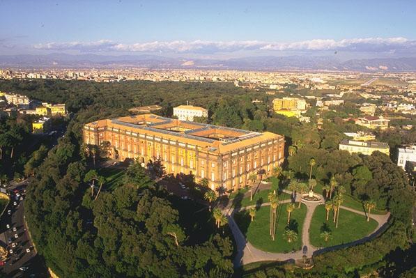 Capodimonte, un palais de la reine Marie-Caroline Reggia10