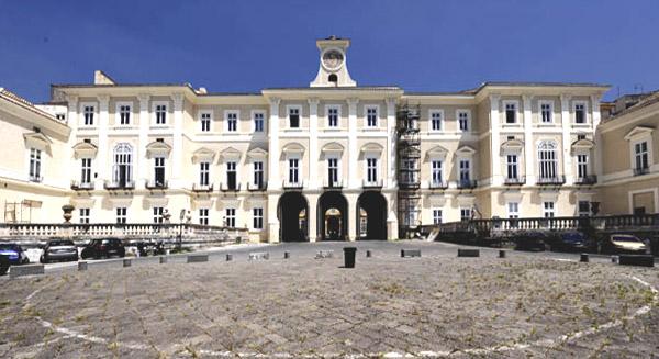 Capodimonte, un palais de la reine Marie-Caroline Reggia11