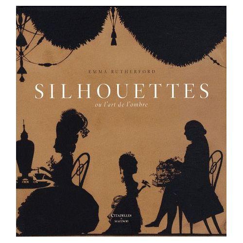 """silhouette - L'art du  """" Portrait en Silhouette """" ou """" à la silhouette """" Ruther10"""