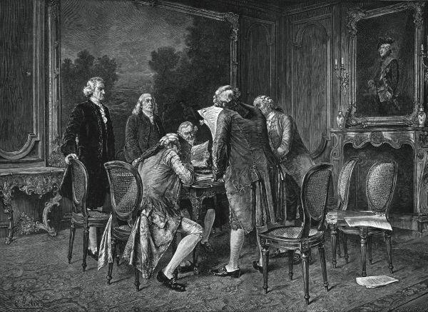 Versailles et l'Indépendance américaine - Page 2 Signat10