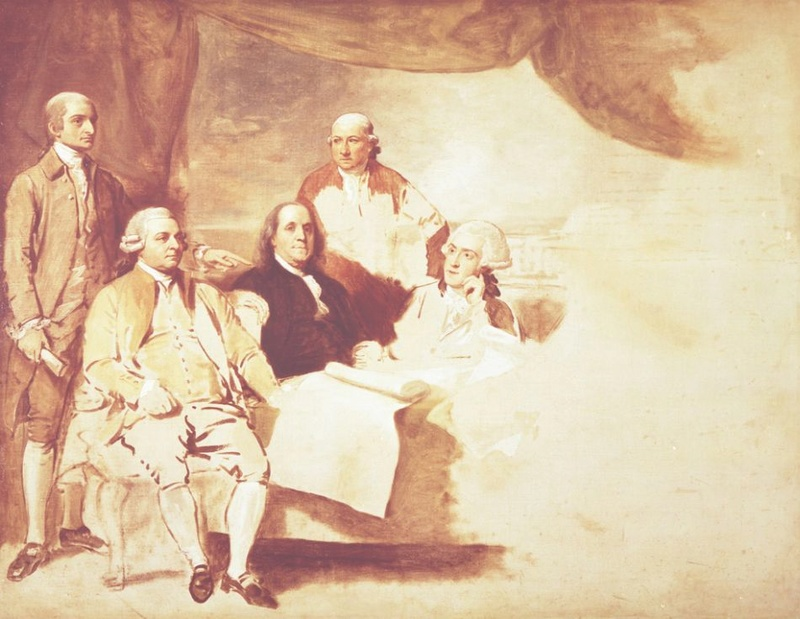 Versailles et l'Indépendance américaine - Page 2 Signat11