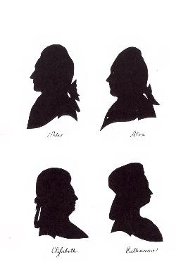 """silhouette - L'art du  """" Portrait en Silhouette """" ou """" à la silhouette """" Silhou10"""