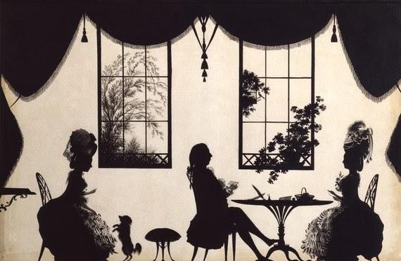 """silhouette - L'art du  """" Portrait en Silhouette """" ou """" à la silhouette """" Silhou11"""