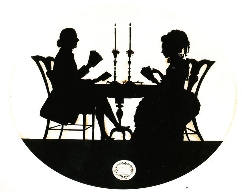 """silhouette - L'art du  """" Portrait en Silhouette """" ou """" à la silhouette """" Silhou12"""