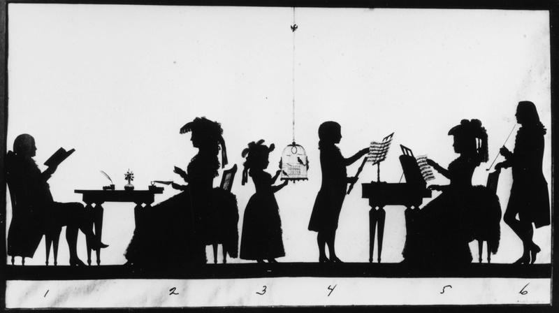 """silhouette - L'art du  """" Portrait en Silhouette """" ou """" à la silhouette """" Silhou13"""