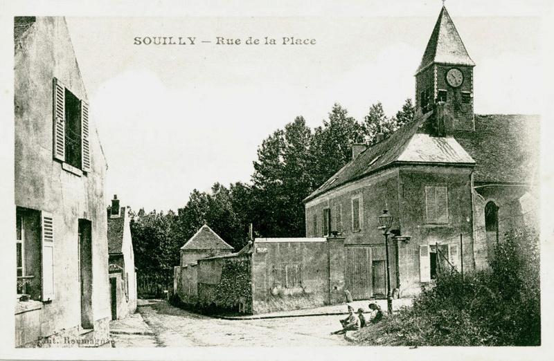 A Claye en Brie, chez monsieur de Polignac Yglise10