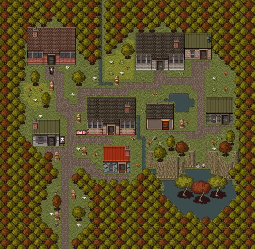 [RMVXA] Resurrected Map01010