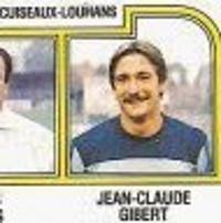 Jean-Claude Gibert (gardien) Joueur10
