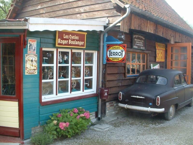 Ecomusée Village Saint Joseph (Pas de Calais) 000172