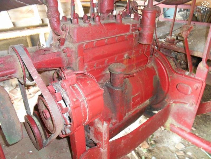 tracteurs agricoles artisanaux sur base CITROËN 00200