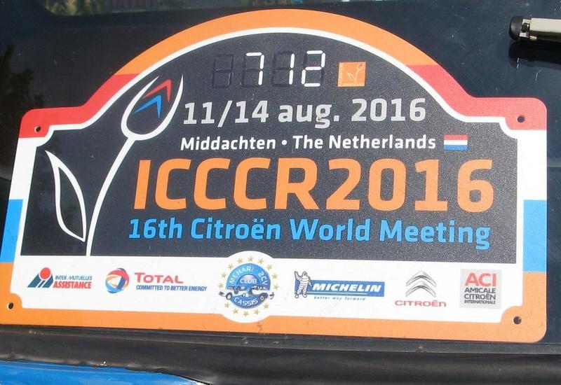 16th ICCCR  du 11 au 14 Août 2016 0384