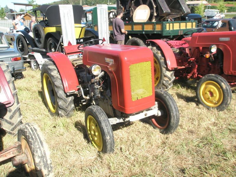 tracteur le pratique sabatier 1116