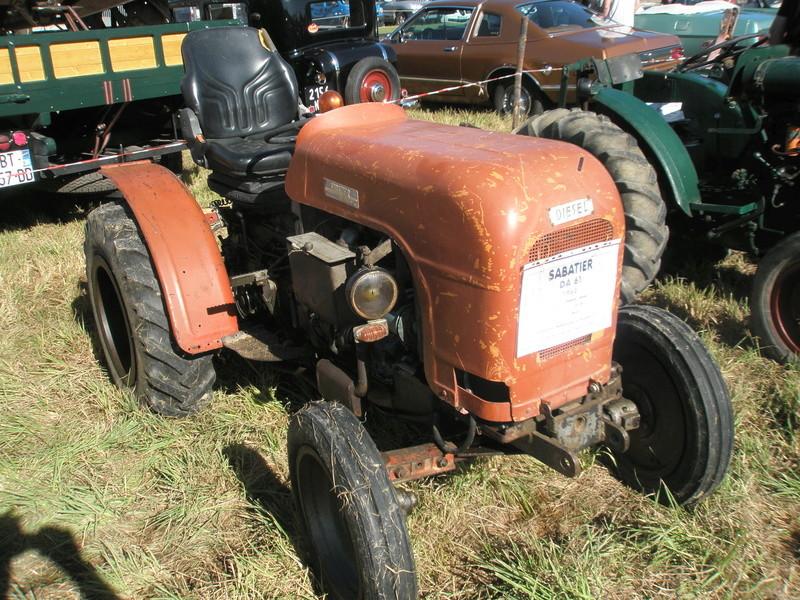 tracteur le pratique sabatier 1216