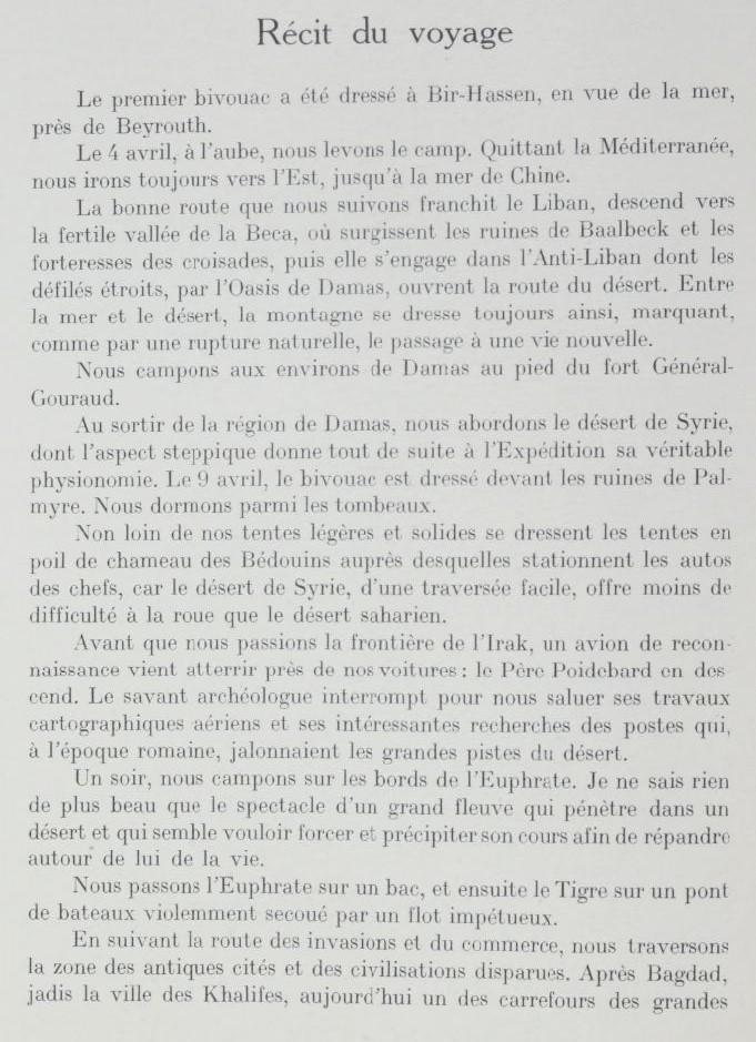 la Croisière jaune - Page 4 210
