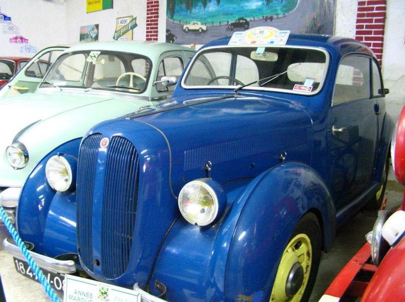 musée automobile Drouais à Dreux (27) 3162
