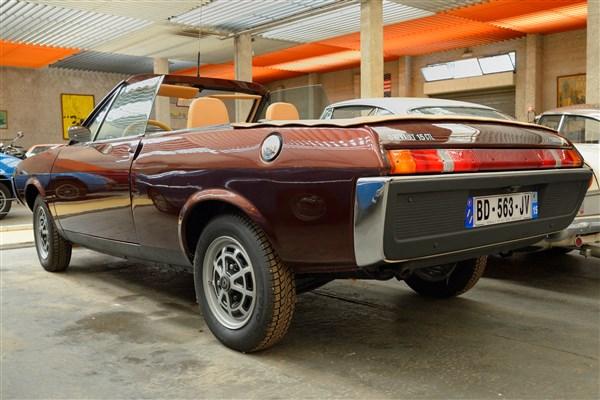 Musée Automobile de Lorraine (54) : la réouverture ! 3187