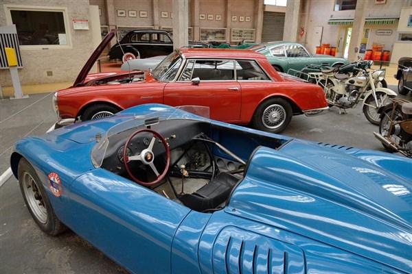 Musée Automobile de Lorraine (54) : la réouverture ! 5120