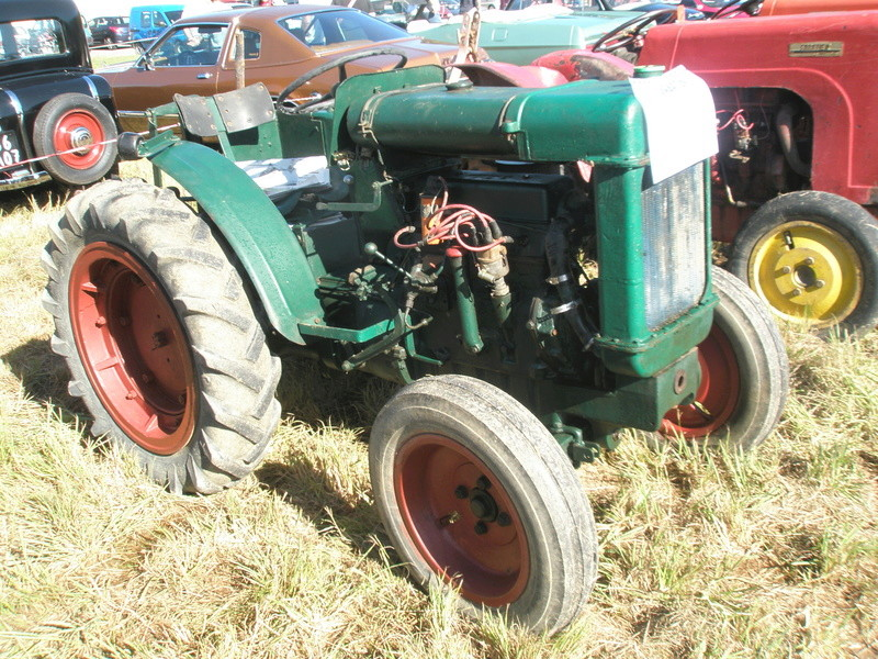 tracteur le pratique sabatier 720