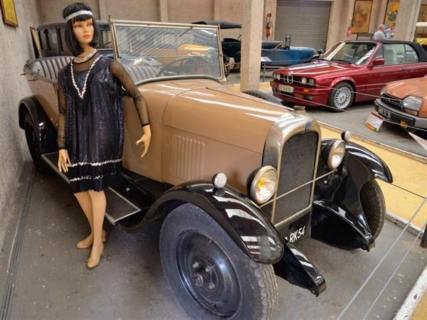 Musée Automobile de Lorraine (54) : la réouverture ! 794