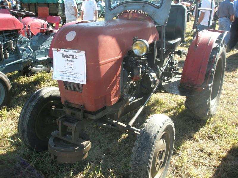 tracteur le pratique sabatier 927