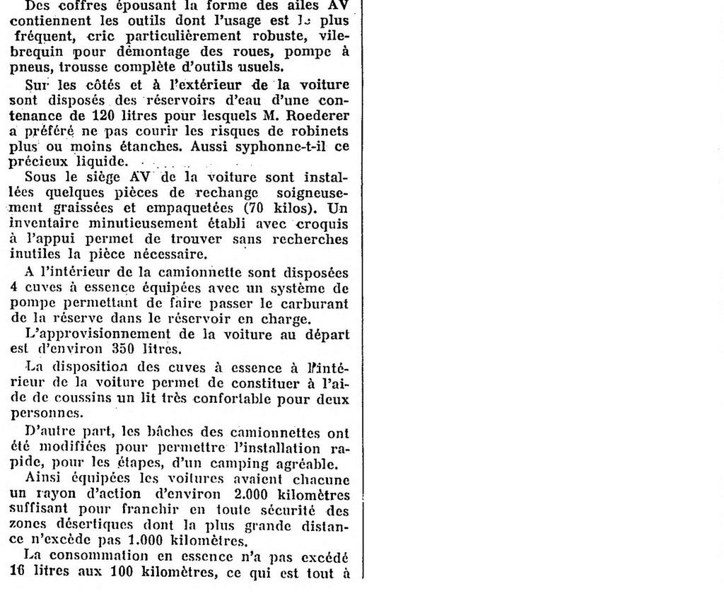 Des Utilitaires C4 en Afrique en 1930 = mission Nenard Export22