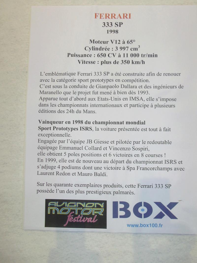 AVIGNON Motors Festival 2017 - Page 3 Imgp8429