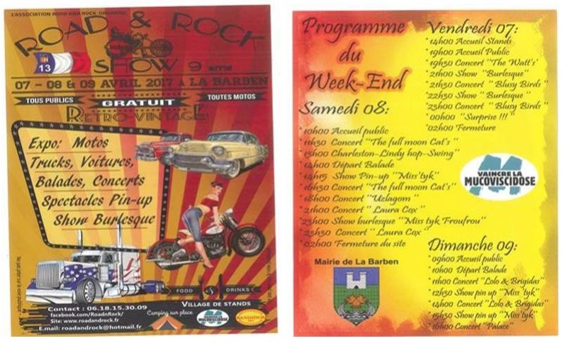 Road & Rock Show 7,8 et 9 Avril en Provence Rdv_mo10