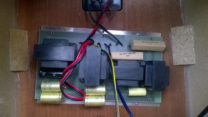 Consigli per ripristinare casse RCF BR45 e Electronic melody (CIARE)  Wp_20112