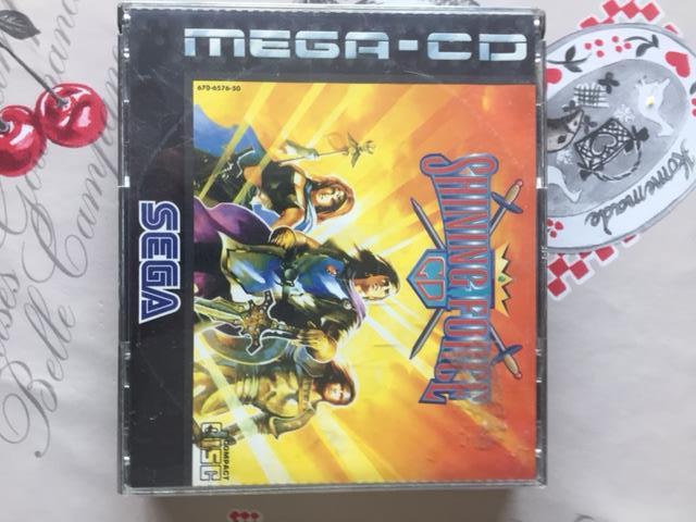 Estim Shining Force Mega CD PAL Shinin10
