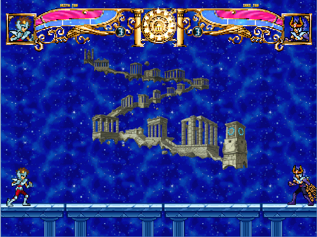 Pack stages -  astral cosmos &cosmos by cldz/ stages ripped saint seiya phoenix (16 bits) Astral10