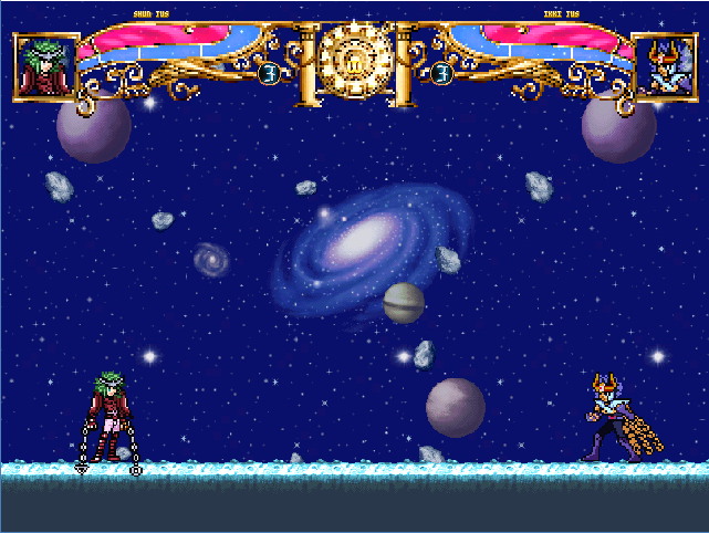 Pack stages -  astral cosmos &cosmos by cldz/ stages ripped saint seiya phoenix (16 bits) Cosmos10
