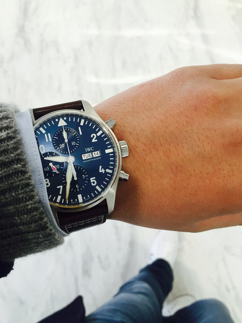 Votre collection parfaite en 5 montres à 30K€ maximum. Image40